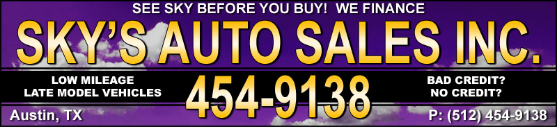 Sky's Auto Sales, Inc.